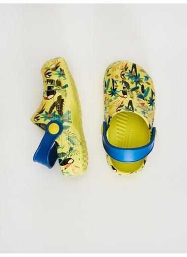 LC Waikiki Sandalet Sarı